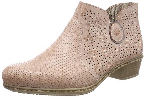 e07c826d809fef Rieker Damen M0776 Hohe Stiefel  Amazon.de  Schuhe   Handtaschen
