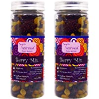 Tassyam Berry Mix 300g (2X 150g) | Cranberries, Strawberries, Currants and More É
