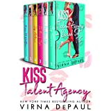 Kiss Talent Agency Boxed Set (Books 1-6) (Virna DePaul Collections)