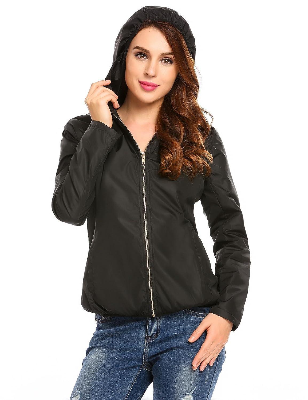 Amazon.com: faneo – Abrigos y chaquetas de invierno cálido ...