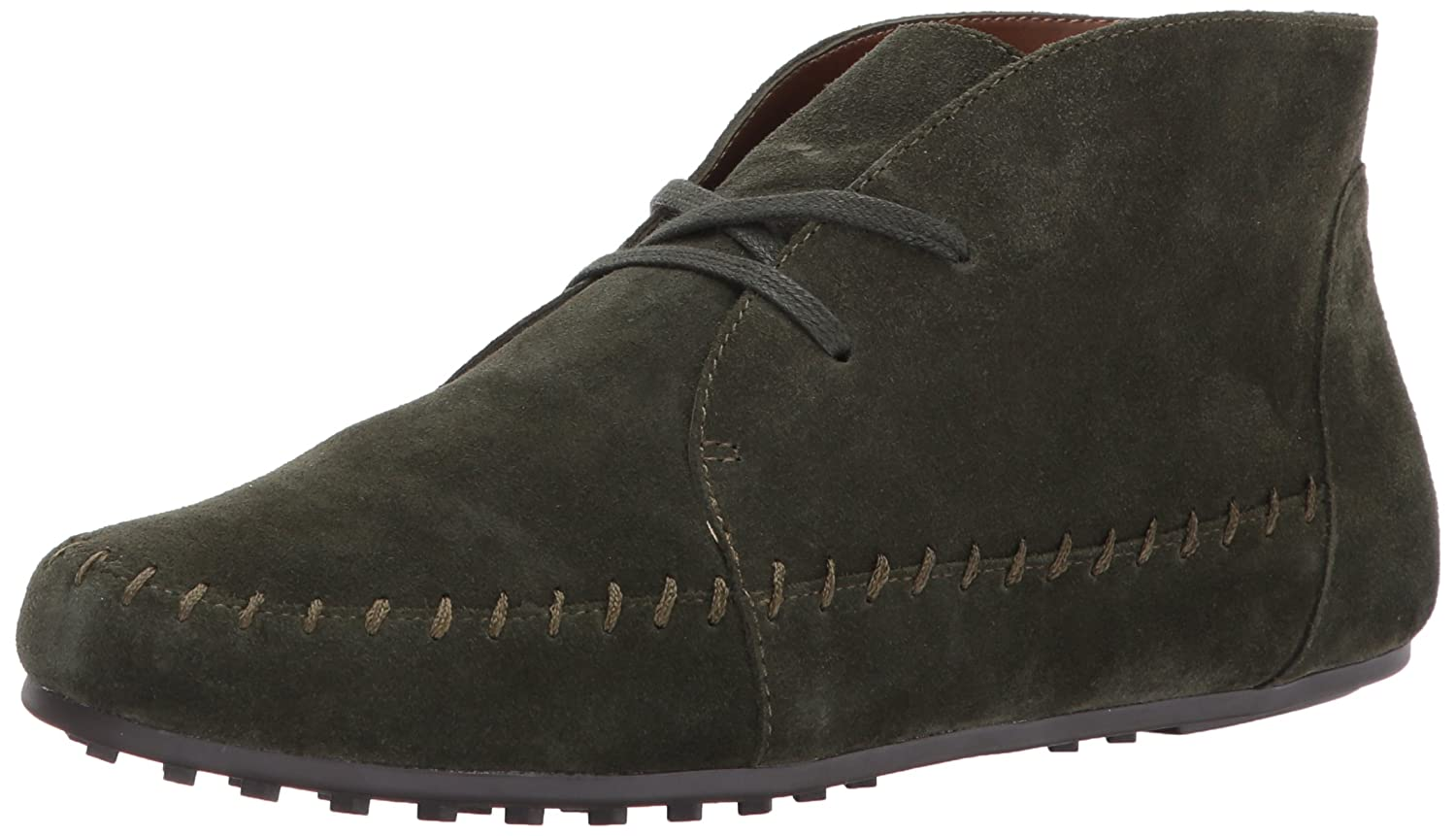 Aerosoles Women's Driving Range Ankle Boot B073P3MCL5 10 B(M) US|Dark Green Suede