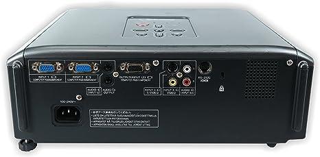 Sharp XG-MB50X-L DLP Projector HD HDMI w//Adapter 1080i Remote TeKswamp