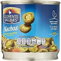 Clemente Jacques, Chiles Jalapeños nachos, 380 gramos