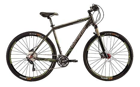 Corratec C29 M Cross 01 - Bicicleta híbrida para Hombre, Talla XL ...