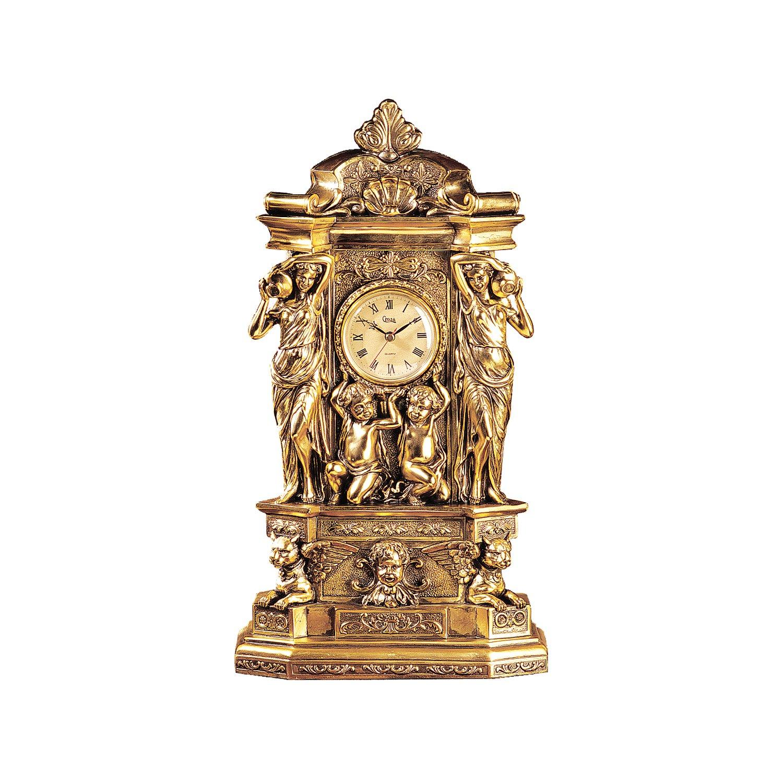 Design Toscano KY5014 Amboise Twin Cherubs Mantle Clock
