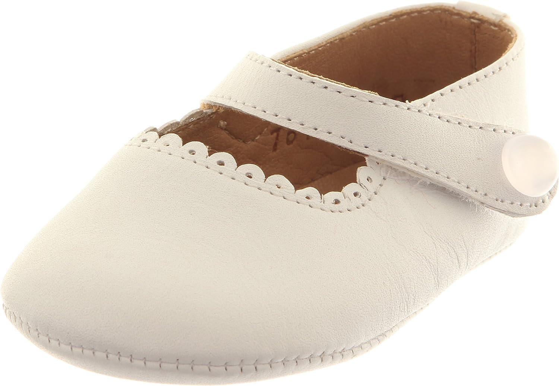 Elephantito Kids Ella Baby Ballet Crib Shoe
