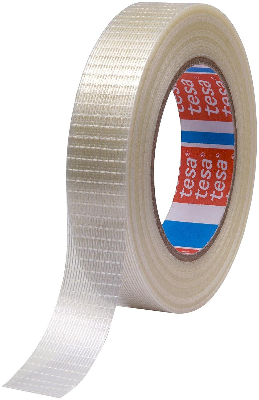 Tesa 4591 croce Universales Filament nastro, 50 m x 19 mm, confezione da 48, 04591 –  00001 –  00 50m x 19mm 04591-00001-00 tesa® 04591-00001-00