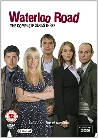 Waterloo Road Complete Series Three Dvd Amazoncouk