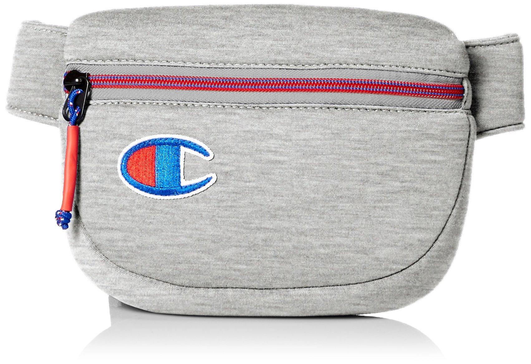 Champion Men's Attribute Waistbag, Light Grey, OS