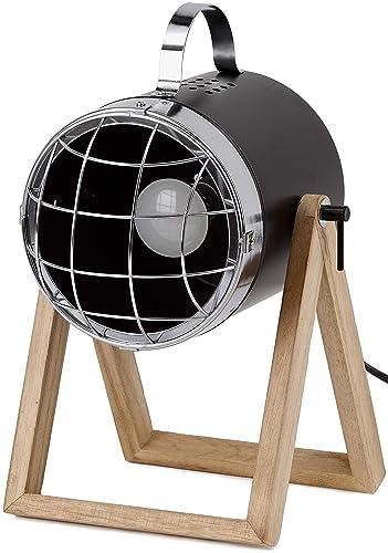 BRUBAKER Lámpara de sobremesa o de pie - diseño industrial ...