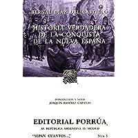 Historia Verdadera De La Conquista De La Nueva España (portada puede variar)