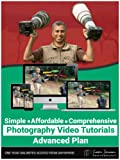 Photography Course For Beginners (Online Video Tutorials - Advanced Plan) - 1 Year Unlimited Access