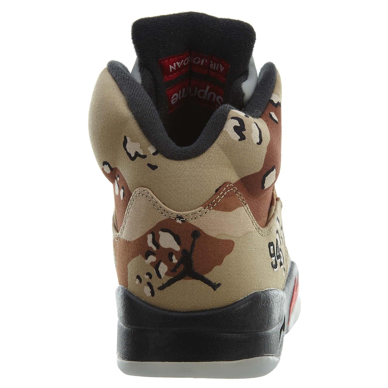 release date e174a 2292b Amazon.com   Air Jordan 5 Retro Supreme