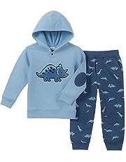 Kids Headquarters Juego de 2 Pantalones con Capucha para niños