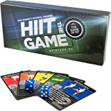 The HIIT Interval Workout Game by Stack 52. Designed by Military Fitness Expert. Video Instructions Included. Bodyweight Exercises No Equipment Needed. Fun and Motivating Training Program.