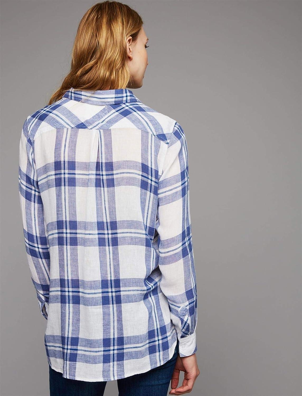 7c88c7d6c0464 Rails Button Front Maternity Blouse at Amazon Women's Clothing store: