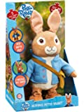 Peter Rabbit PO1238 Talking and Hopping Plush Toy