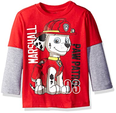 T-shirts & Tops Boys' Clothing (2-16 Years) Humorous Paw Patrol Boys T Shirt Top 2-8 Years Brand New Official Licensed 2016 Design Complete In Specifications