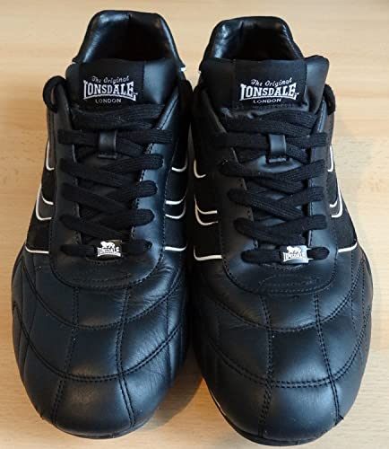 Trainers 10 Lonsdale 45Us Blackusedsize 5Euro 11 Mens Uk 5 JlFK1c