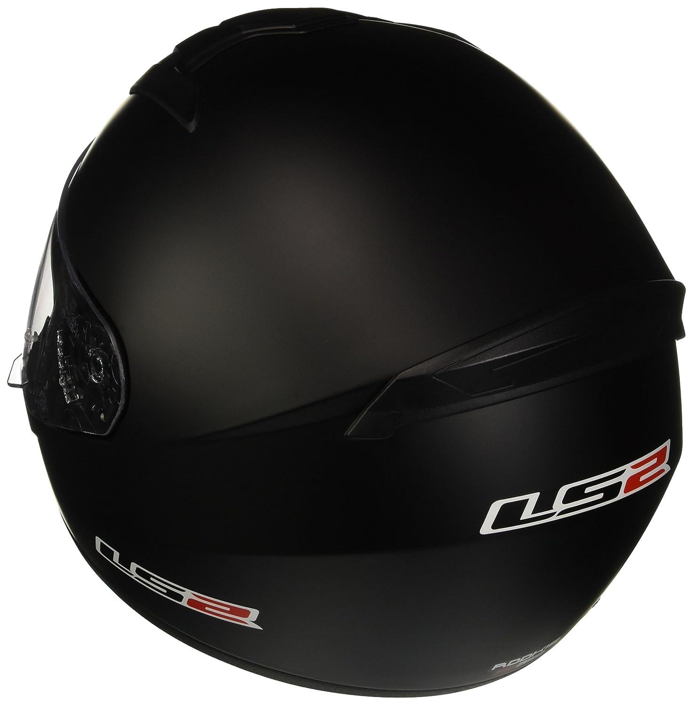 M Matt Schwarz LS2 Helm