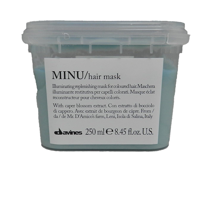 Davines Minu - Mascarilla de cabello, 250 ml 881-42635