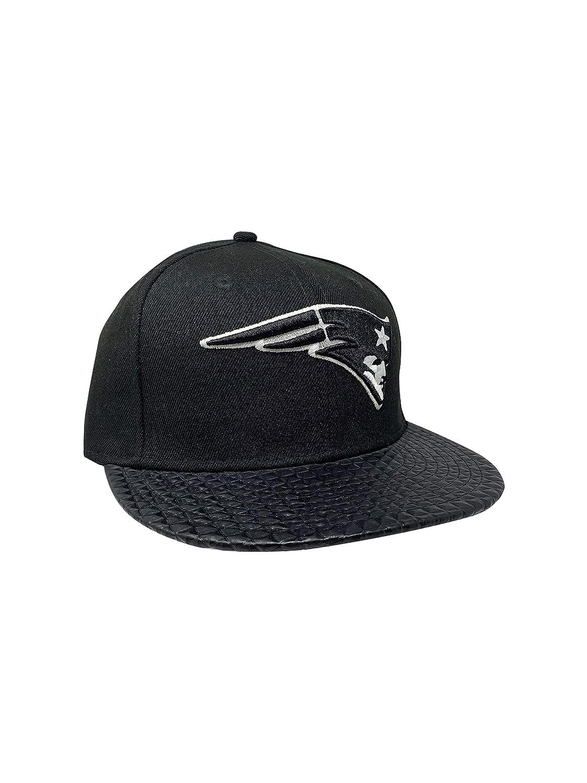 New Era New England Patriots 9Fifty Adjustable Snapback Hat Football Straight Bill Baseball Cap
