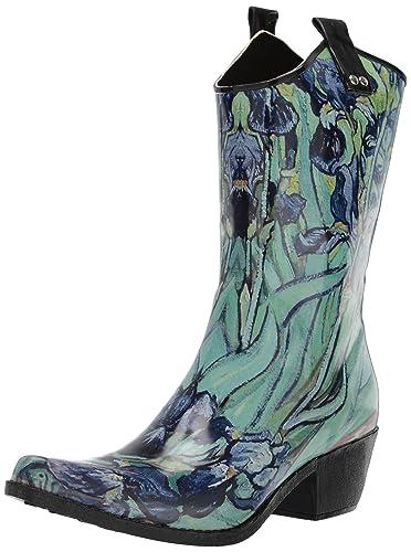 fca0722d844 Amazon.com | Nomad Women's Yippy Rain Boot | Rain Footwear
