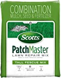 Scotts PatchMaster Lawn Repair Mix - Tall Fescue Mix, 4.75-Pound (Grass Seed Mix)
