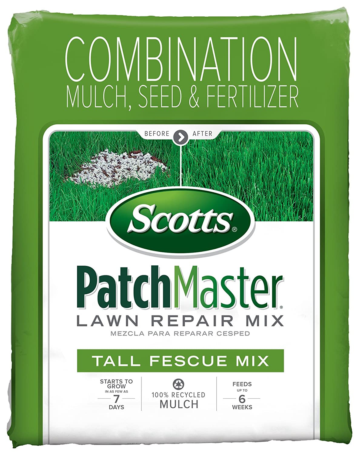 Scotts PatchMaster Lawn Repair Mix Image 1