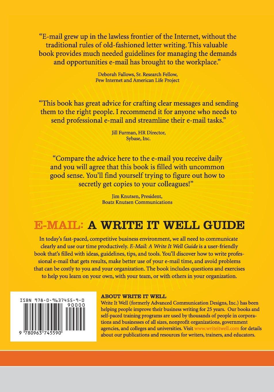 professional business writing books