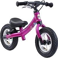 """BIKESTAR Kinderfiets zonder pedalen voor jongens en meisjes   Loopfiets 10 inch van 2-3 jaar   10"""" sport edition"""