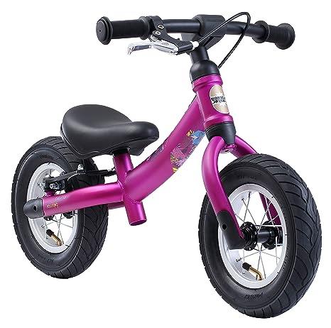 BIKESTAR 2-en-1 Bicicleta sin Pedales para niños y niñas 2-3