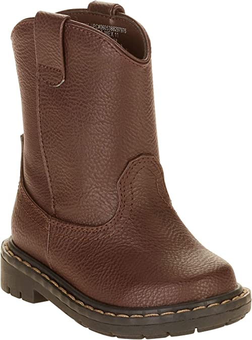 Toddler Boy/'s Size 3,4,5,6 CAMOUFLAGE Hiking Trail Premium Shoes GARANIMALS