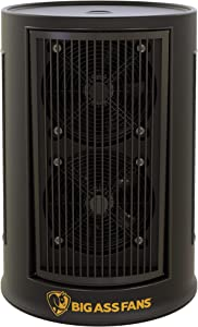 Big Ass Fans Cold Front 100/200 Portable Evaporative Cooler, Indoor Outdoor, Continuous or Fillable, Variable Speed (200)