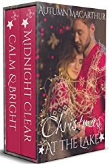 Christmas at the Lake: Two heartwarming sweet and clean Christian small-town romances set in Huckleberry Lake, Idaho (Huckleberry Lake Duets Book 1) Kindle Edition