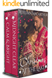 Christmas at the Lake: Two heartwarming sweet and clean Christian small-town romances set in Huckleberry Lake, Idaho…
