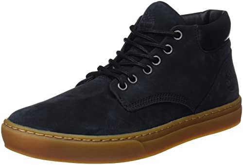 40ee769858736 Timberland Men's Adventure 2.0 Cupsole Chukka Fashion Sneakers, Black, ...