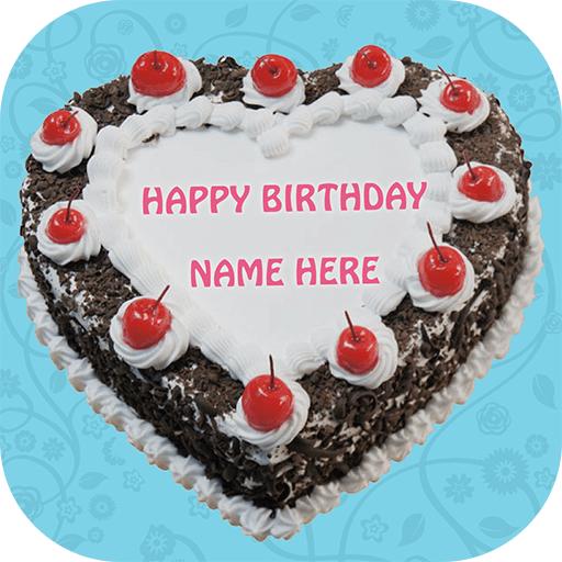 Name On Cake - Write Name On Happy Birthday (Birthday Cake With Name Edit)