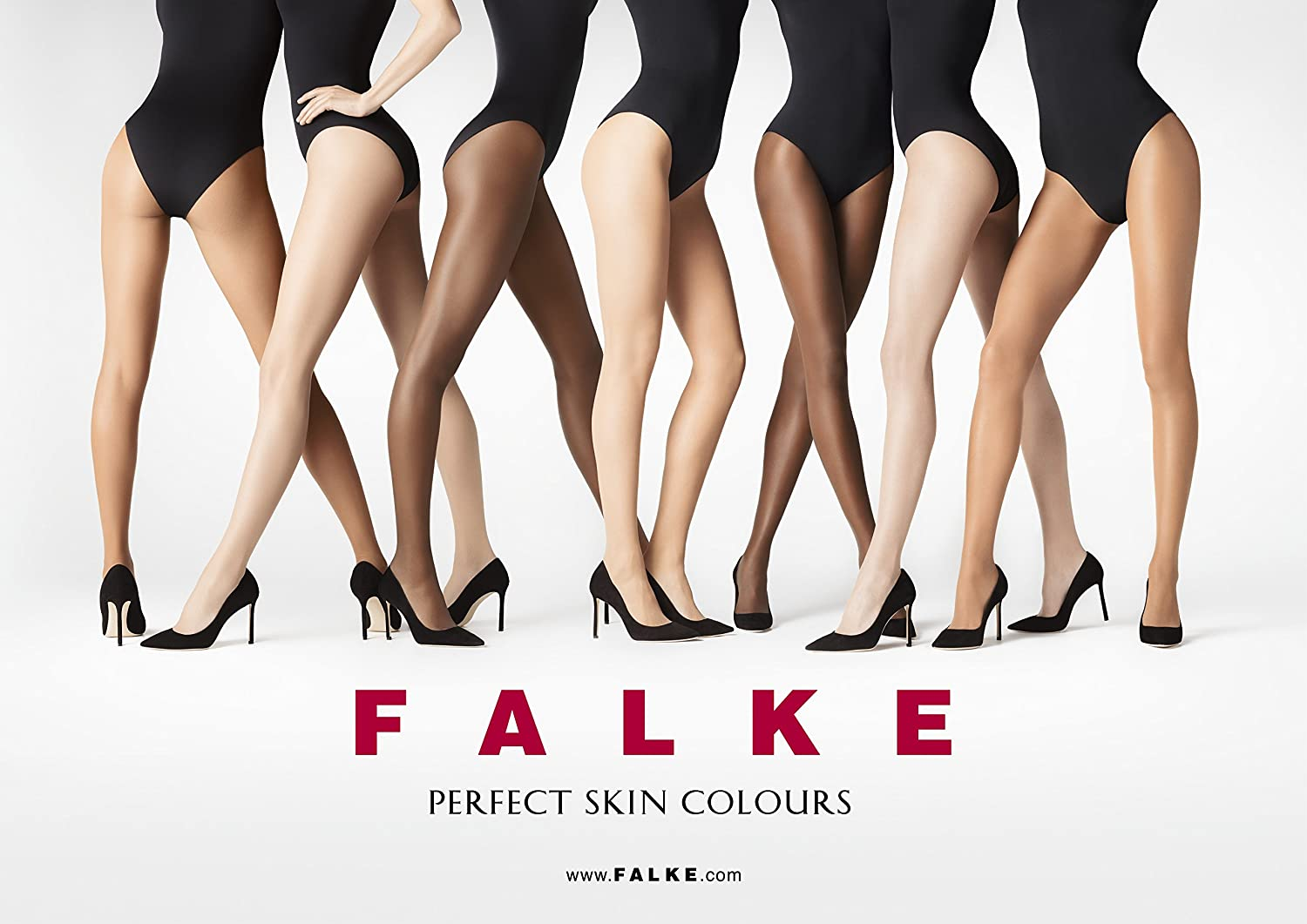 027a5b701 Falke Shelina Sheer Pantyhose at Amazon Women s Clothing store