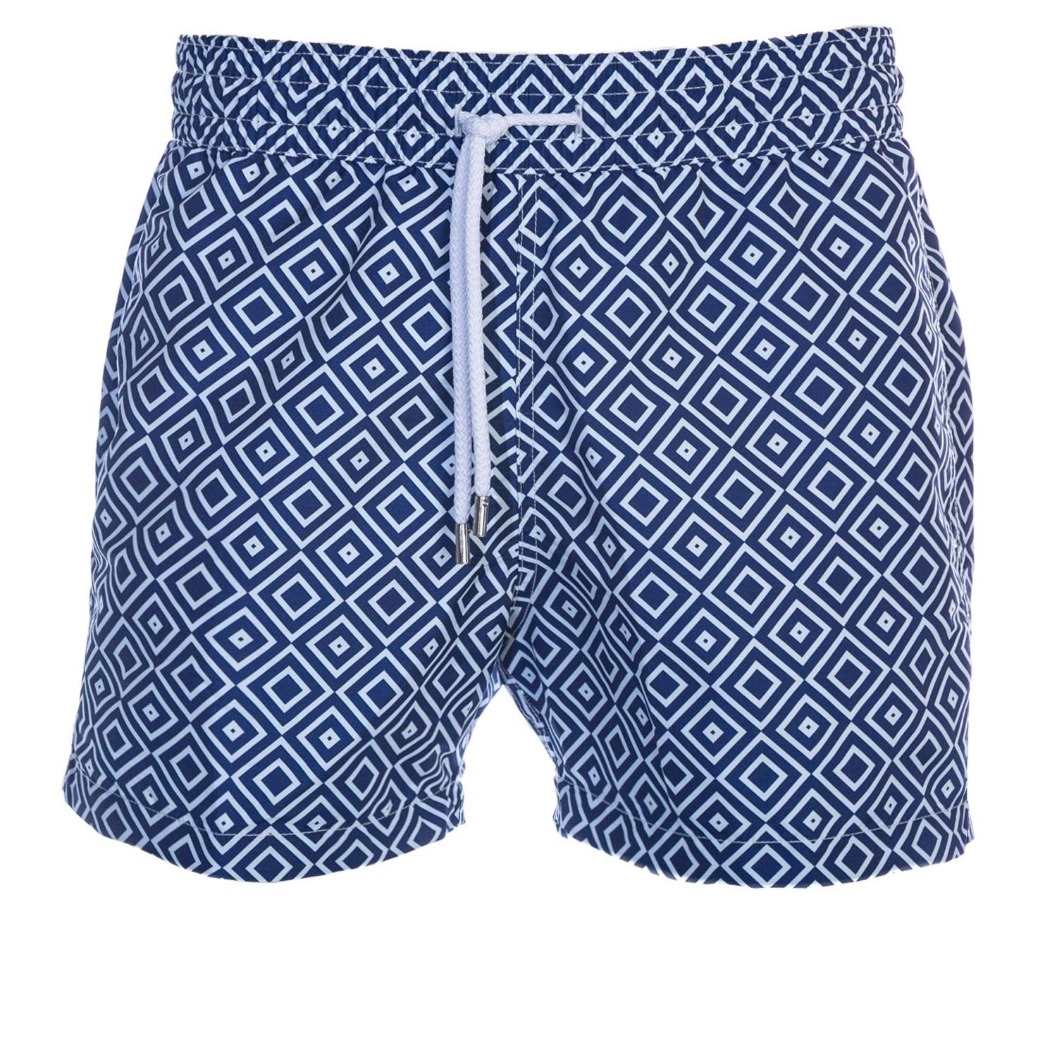 a9ea81ab7f Frescobol Carioca Sport Short Angra Swim Short in Navy at Amazon Men's  Clothing store: