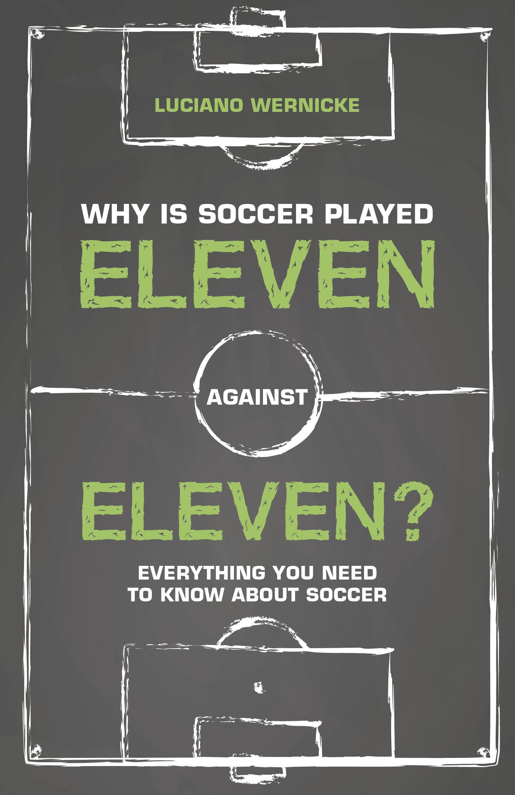 Why Is Soccer Played Eleven Against Eleven?: Everything You Need to Know About Soccer