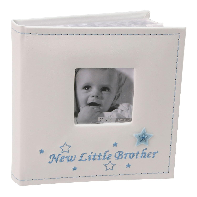 New Little Brother Baby Photo Album
