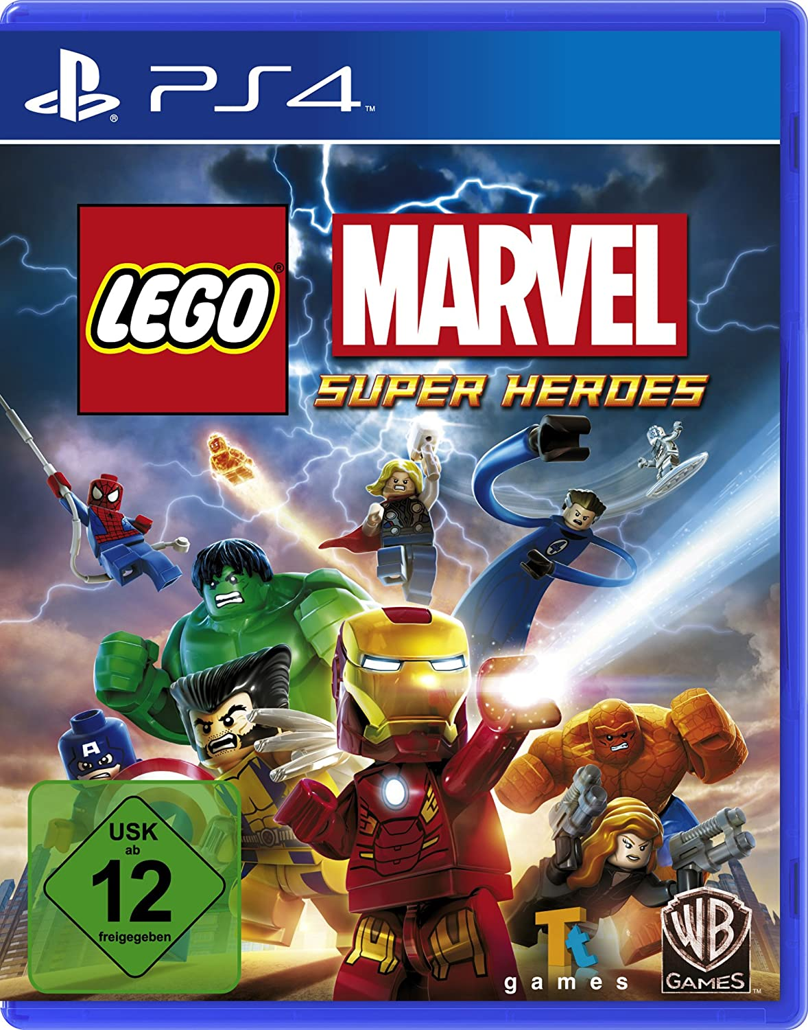 Lego Marvel Super Heroes amazon
