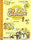 My First Grammar 1 Student'S Book + Workbook - 9788466810739