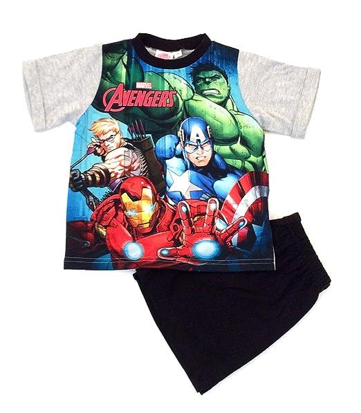 iron man - Pijama dos piezas - para niño multicolor multicolor