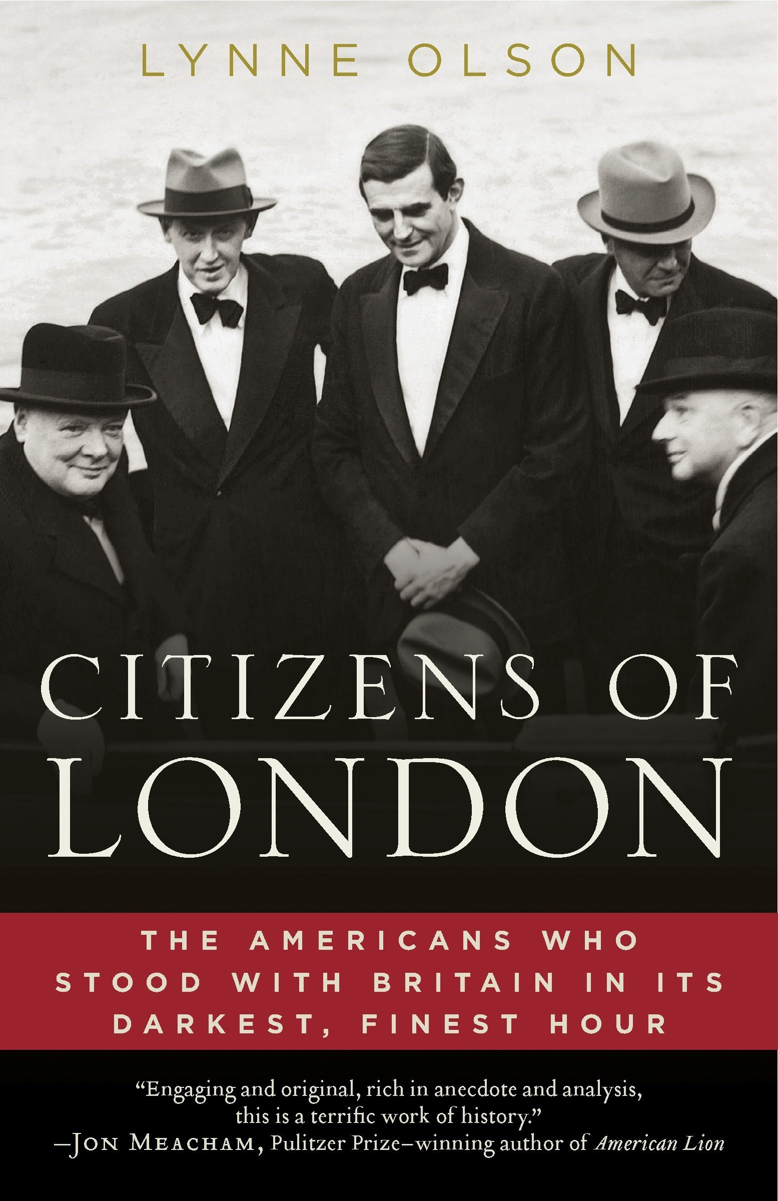 0fc76f821 Citizens of London: The Americans Who Stood with Britain in Its ...