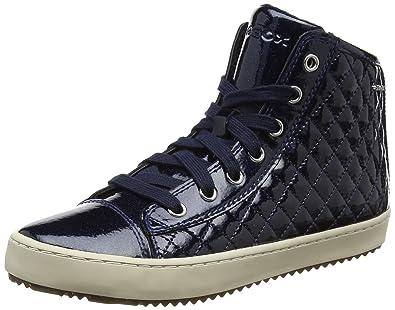 Mädchen SneakerBlaunavy Kalispera Geox J F Hohe Girl XPkOiuZ