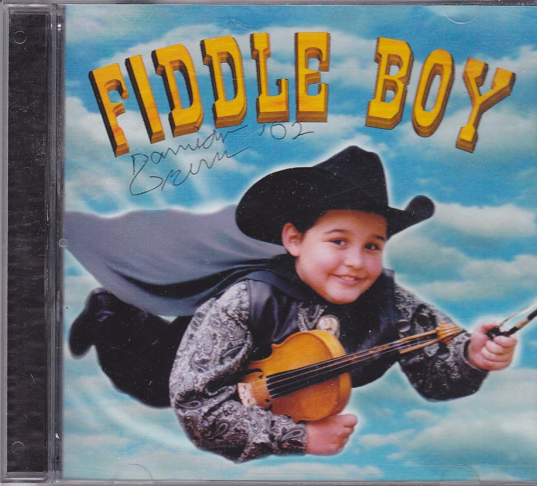 Damian Green - Fiddle Boy - Amazon com Music