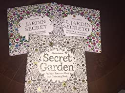 El jardín secreto: Amazon.es: Johanna Basfotd: Libros