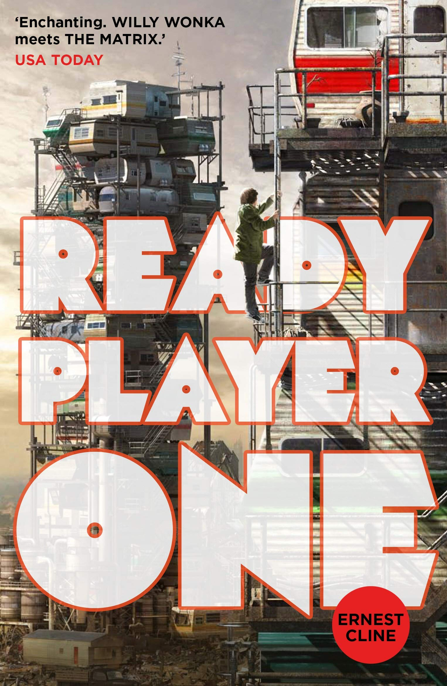 Ready Player One: The global bestseller and now a major Steven Spielberg  movie: Amazon.co.uk: Cline, Ernest: 8601300084046: Books